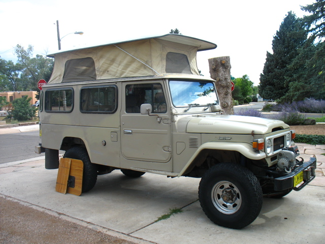 For Sale - 1980 Troopy with Pop-Top in NM | IH8MUD Forum