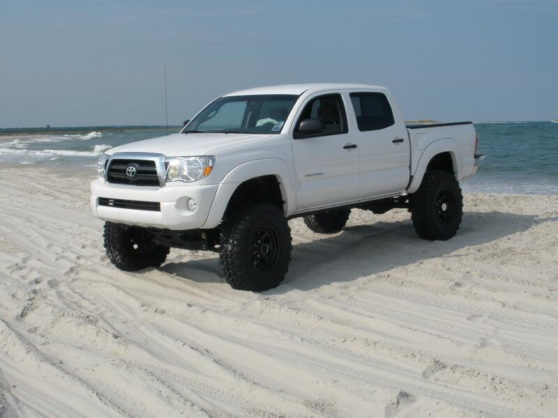 Toyota Tacoma Lifted >> 2007 TACOMA, 6 INCH LIFT, 35s | IH8MUD Forum