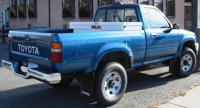 1994 toyota pickup truck for sale in billings montana ih8mud forum. Black Bedroom Furniture Sets. Home Design Ideas