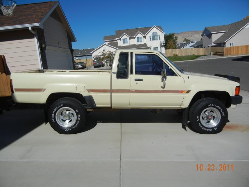 for sale 1985 toyota 4x4 xtra cab pickup ih8mud forum. Black Bedroom Furniture Sets. Home Design Ideas