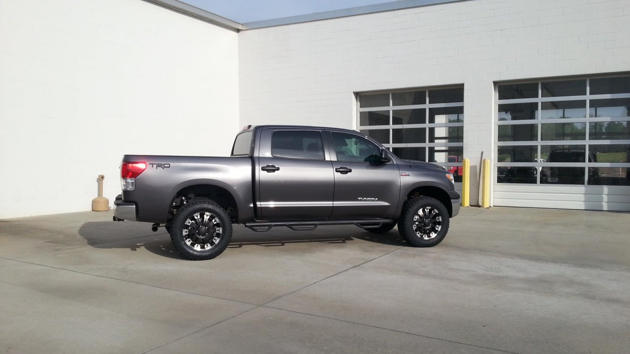 For Sale - SOLD SOLD SOLD!!! 2013 Tundra Crewmax 5.7 Flex ...