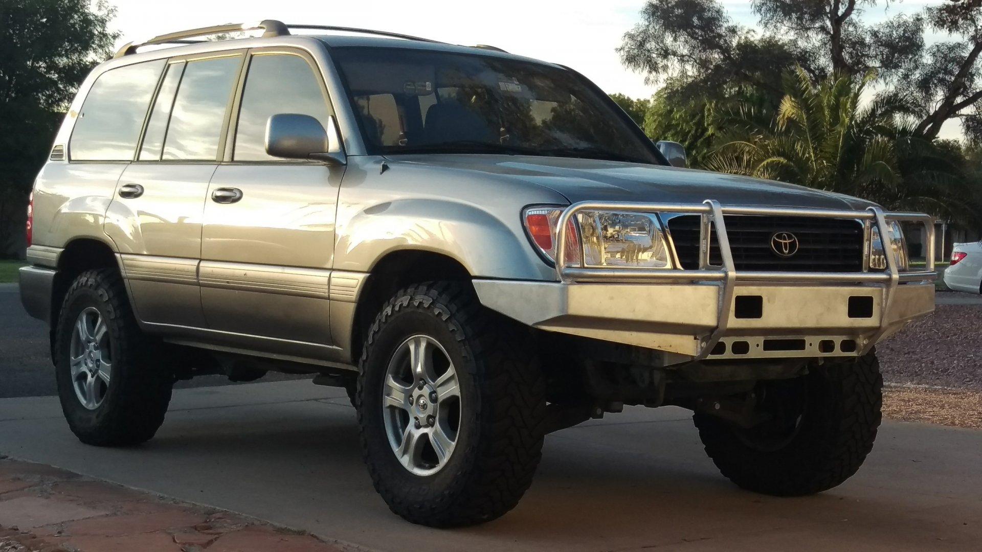 Kavik 100 Series Front Bumper | IH8MUD Forum