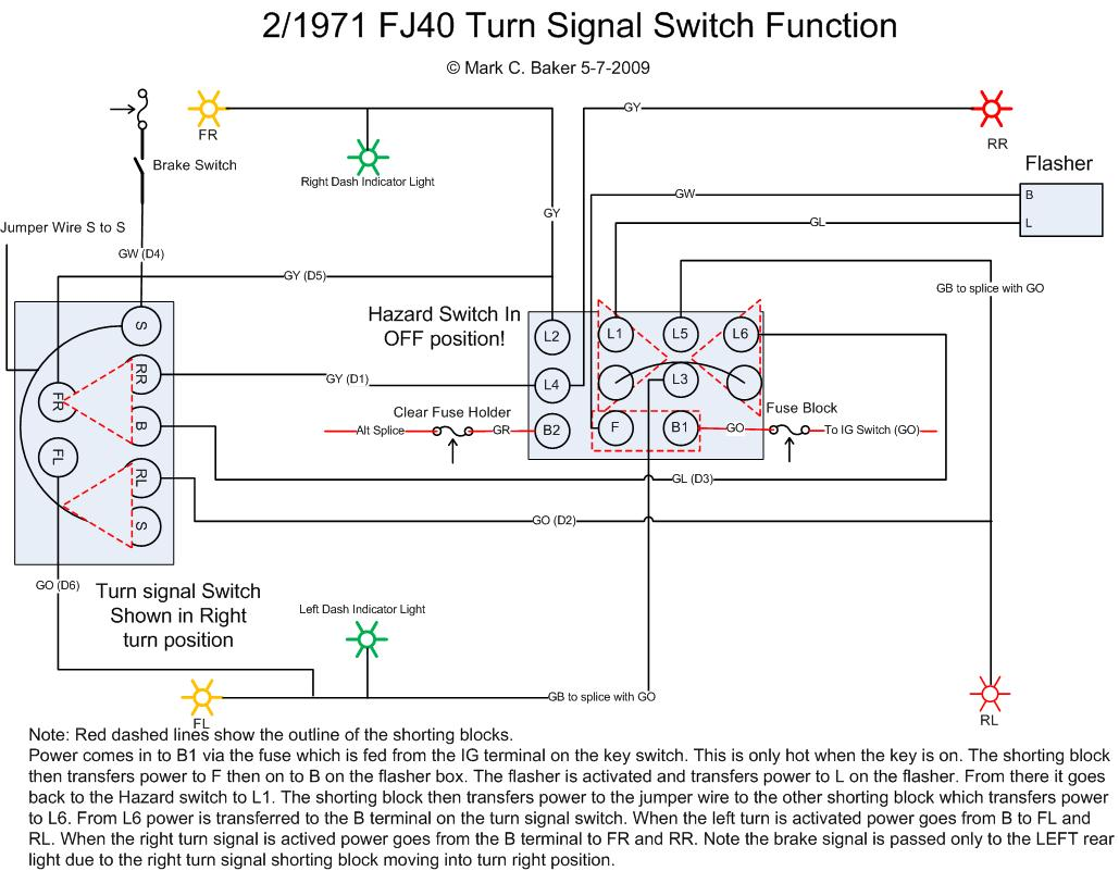 1971 Fj40 Wiring Harness Solutions Ez Universal Example Electrical Diagram
