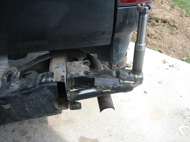 Homemade Tire Carrier Ih8mud Forum