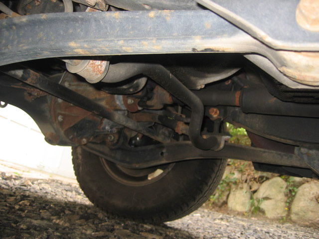 How Does This Undercarriage Look Ih8mud Forum