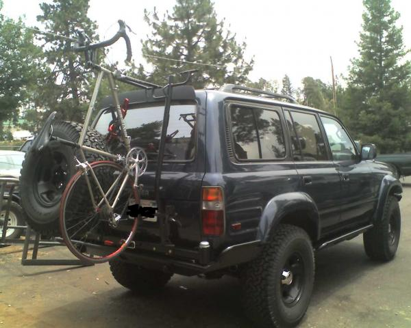 Bike Racks For 4x4 user pic
