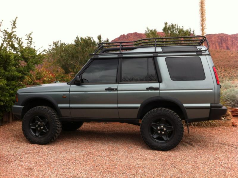 Trade 2004 Lr Discovery 64 K Miles Lifted Roof Rack
