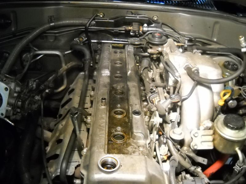 Replaced valve cover gasket and spark plug seals | Page 2 ...
