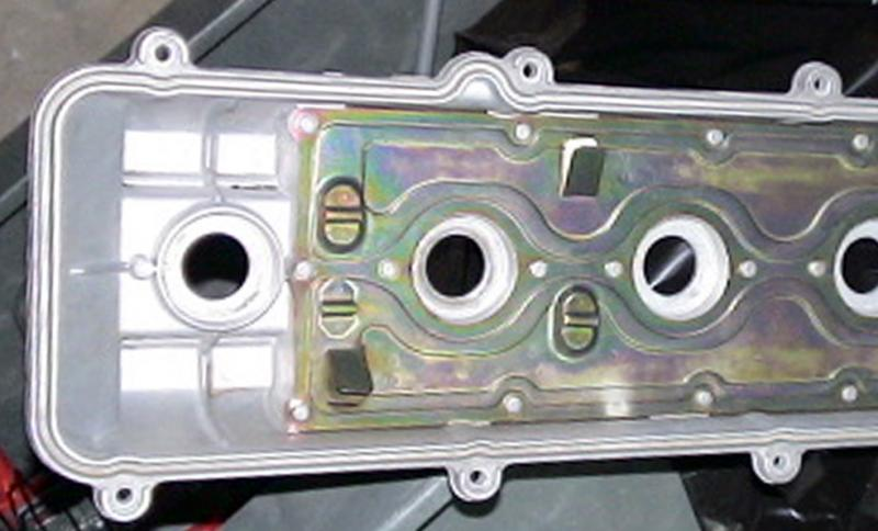 Valve Cover After Hot Tank And Bead Blast Ih8mud Forum