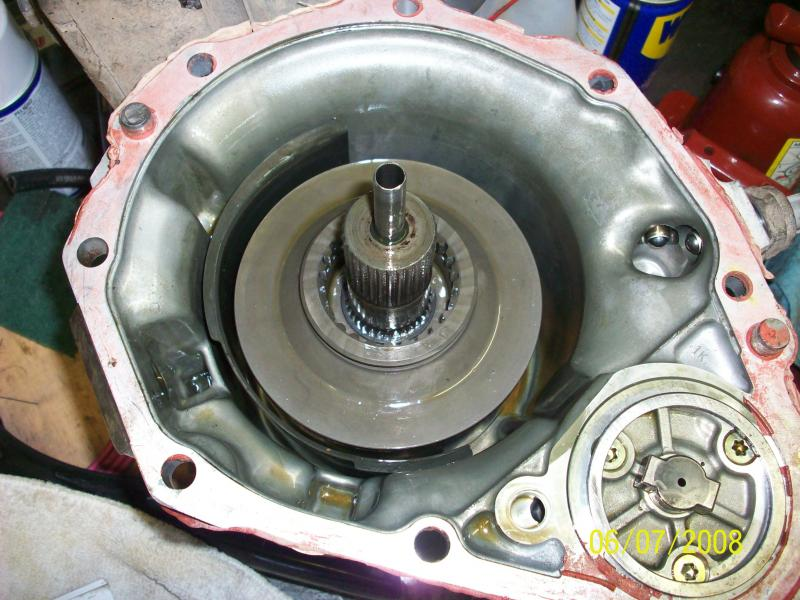 Trasnfer Case Output Shaft Bearing Replacement | IH8MUD Forum