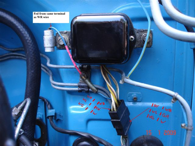 alternator vr wiring help ih8mud forum. Black Bedroom Furniture Sets. Home Design Ideas