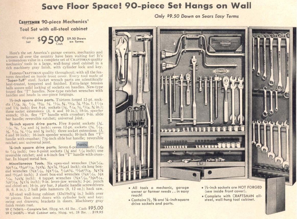 View attachment 1333853  sc 1 st  IH8MUD Forum & For Sale - Vintage Craftsman wall cabinet in SoCal | IH8MUD Forum