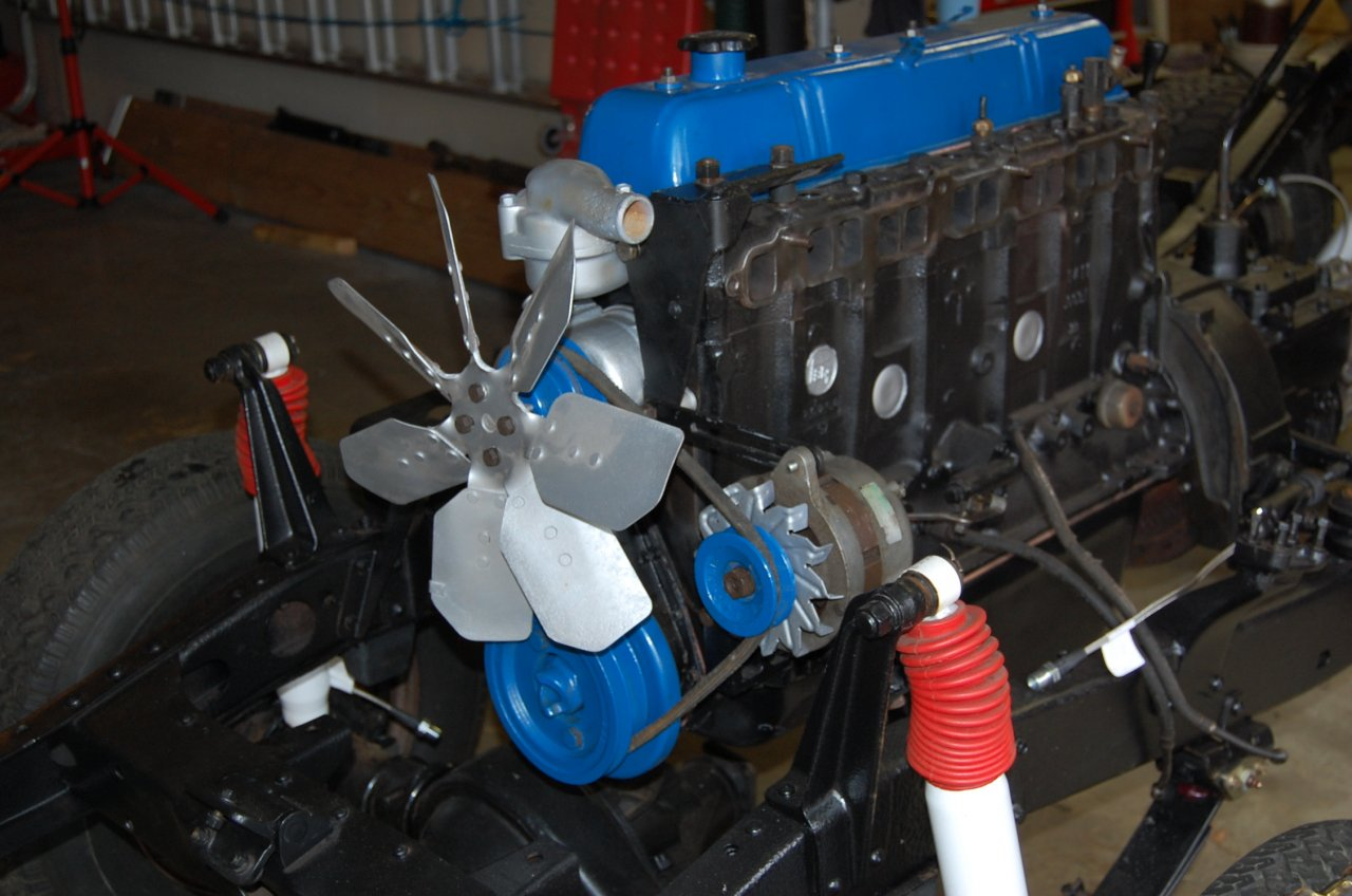 Water Pump and Fan install.jpg