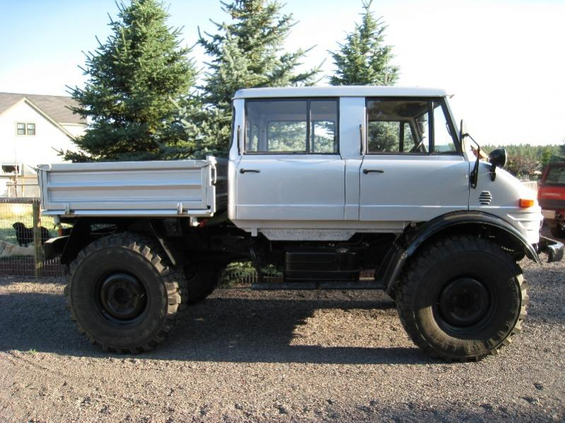 Mercedes Of Denver >> For Sale - 1980 Unimog DoKa 416 | IH8MUD Forum