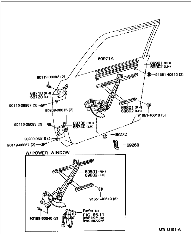 2000 Durango Rear Latch Problems moreover Dodge Dakota Aftermarket Body Parts also 2000 Dodge Ram 3500 Front Axle Diagram moreover Infiniti Door Diagram further EI4j 14077. on dodge dakota window regulator diagram