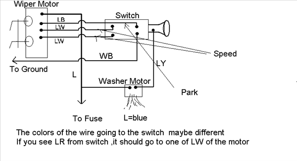 wiper jpg.226404 gm wiper motor wiring diagram gmc wiring diagrams for diy car wiper switch diagram 04 chevy impala at edmiracle.co