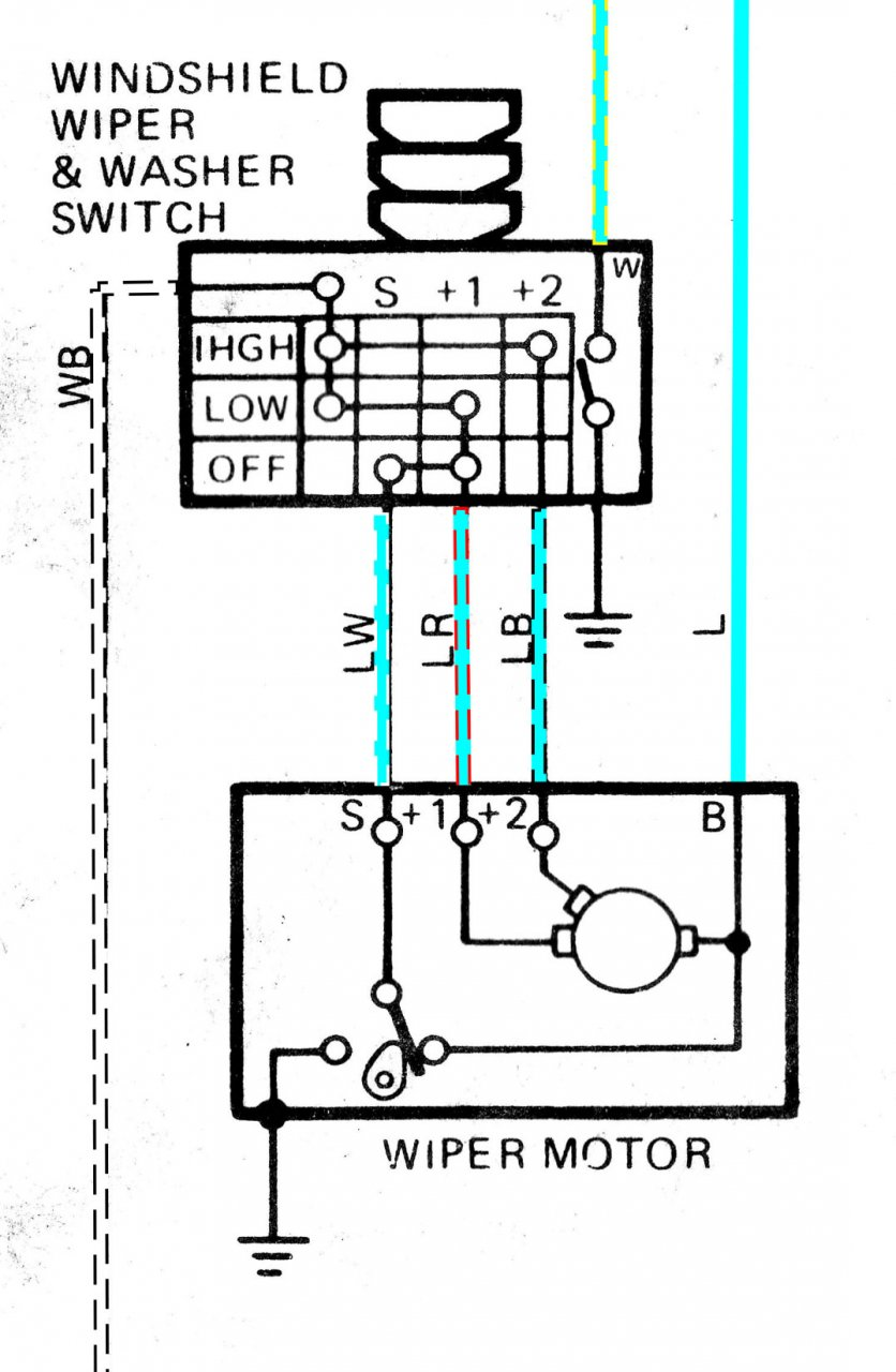 Wiper Motor Wiring Diagram from forum.ih8mud.com