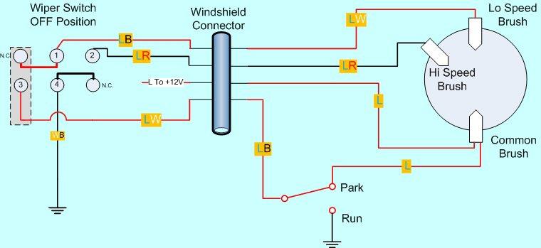 Weird Wipers 76 FJ40 | IH8MUD Forum