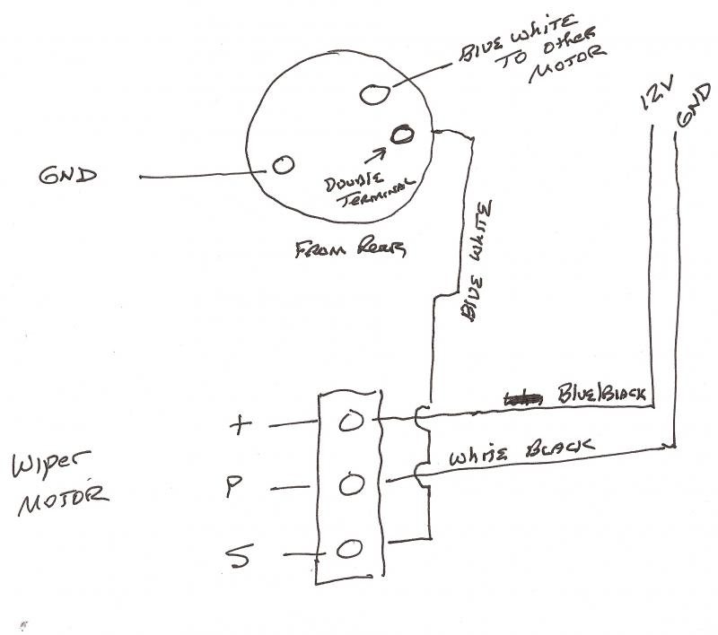Wiperwiring0001: Oem Wiper Motor Wiring Diagram At Eklablog.co