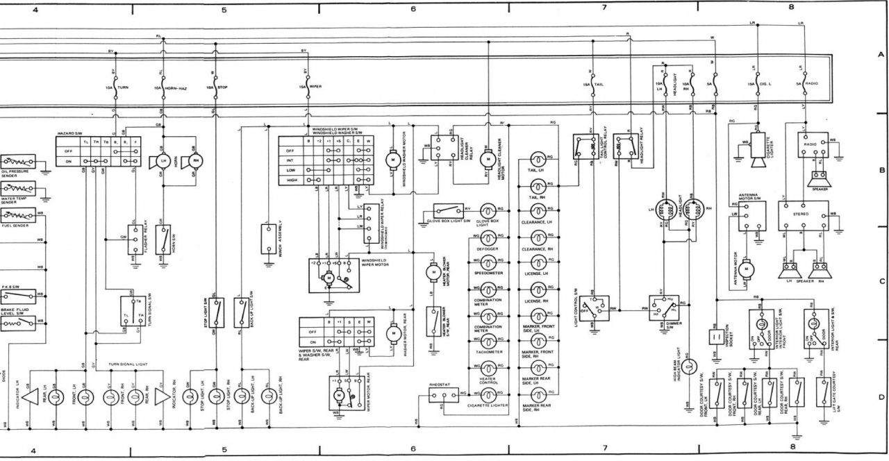 Keystone trailer wiring diagram images