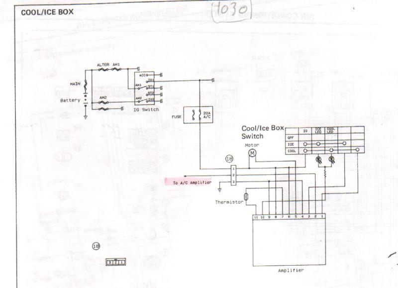 need help with fridge centre console ih8mud forum Wiring Diagram 1996 Polaris Sl900 here is a wiring diagram for 70s series i found it in my search to retrofit a 60 series console fridge which has 4 wires!! i\u0027m still looking!!!