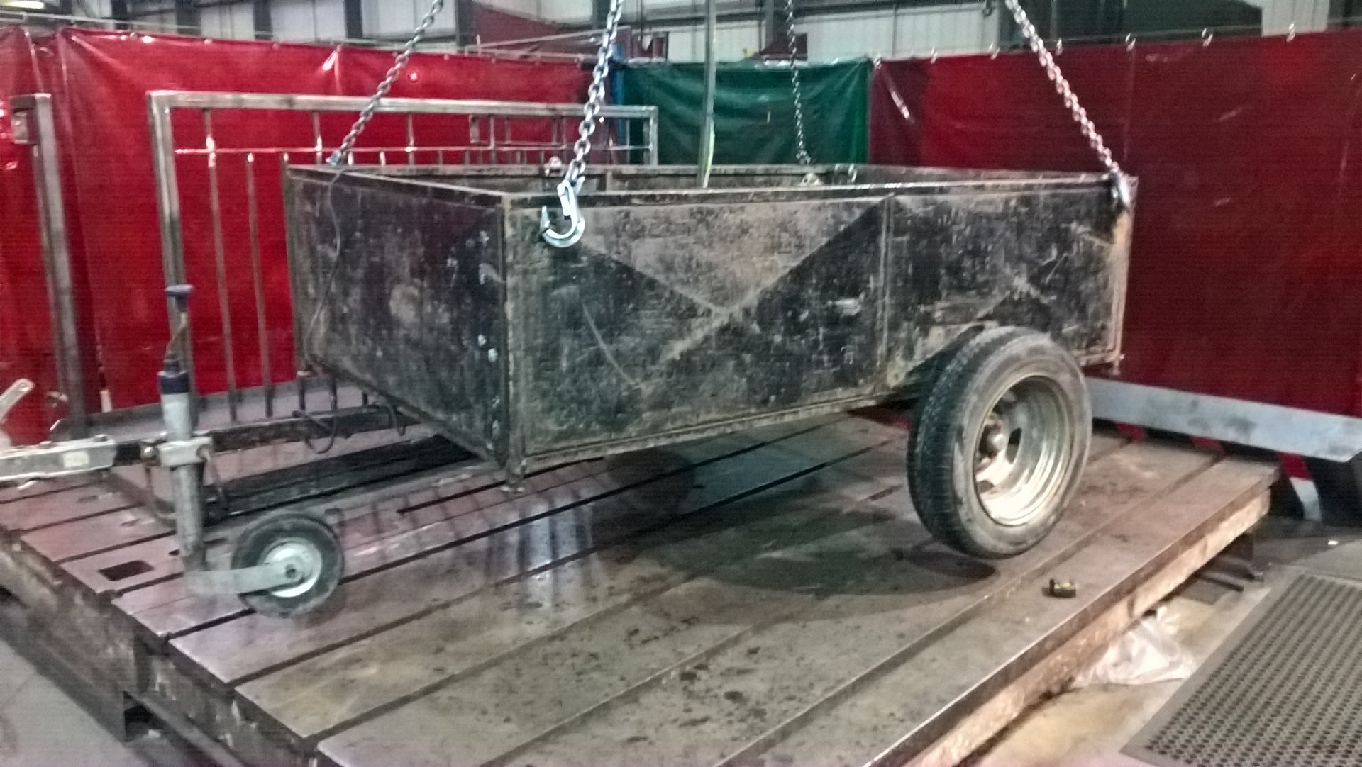 camping trailer refurb | IH8MUD Forum