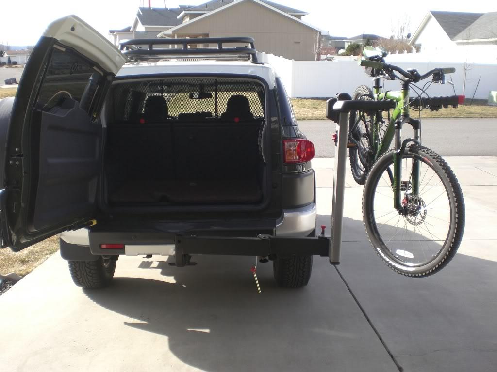 What Are Gx470 Guys Using For Bike Racks Ih8mud Forum