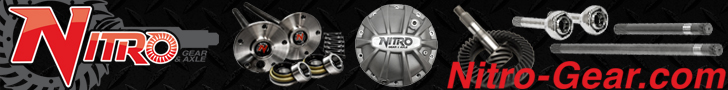 Just Differentials - Nitro Gear