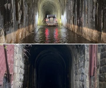 Wickes tunnel