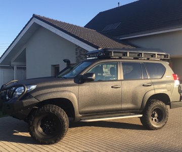 Land Cruiser Prado 150 Professional Expedition