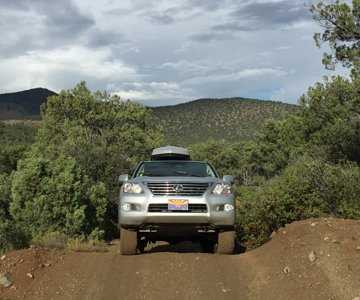Copperstate Overland Rally