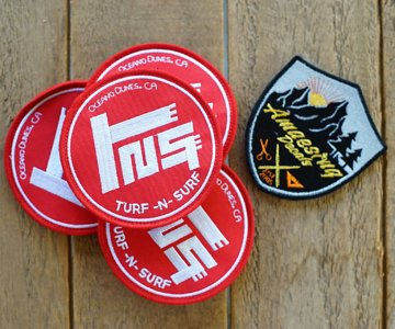 T-n-S patches!