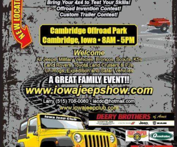 All breeds jeep show