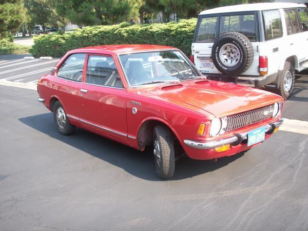 1972 Corolla 2 speed toyoglide   IH8MUD Forum