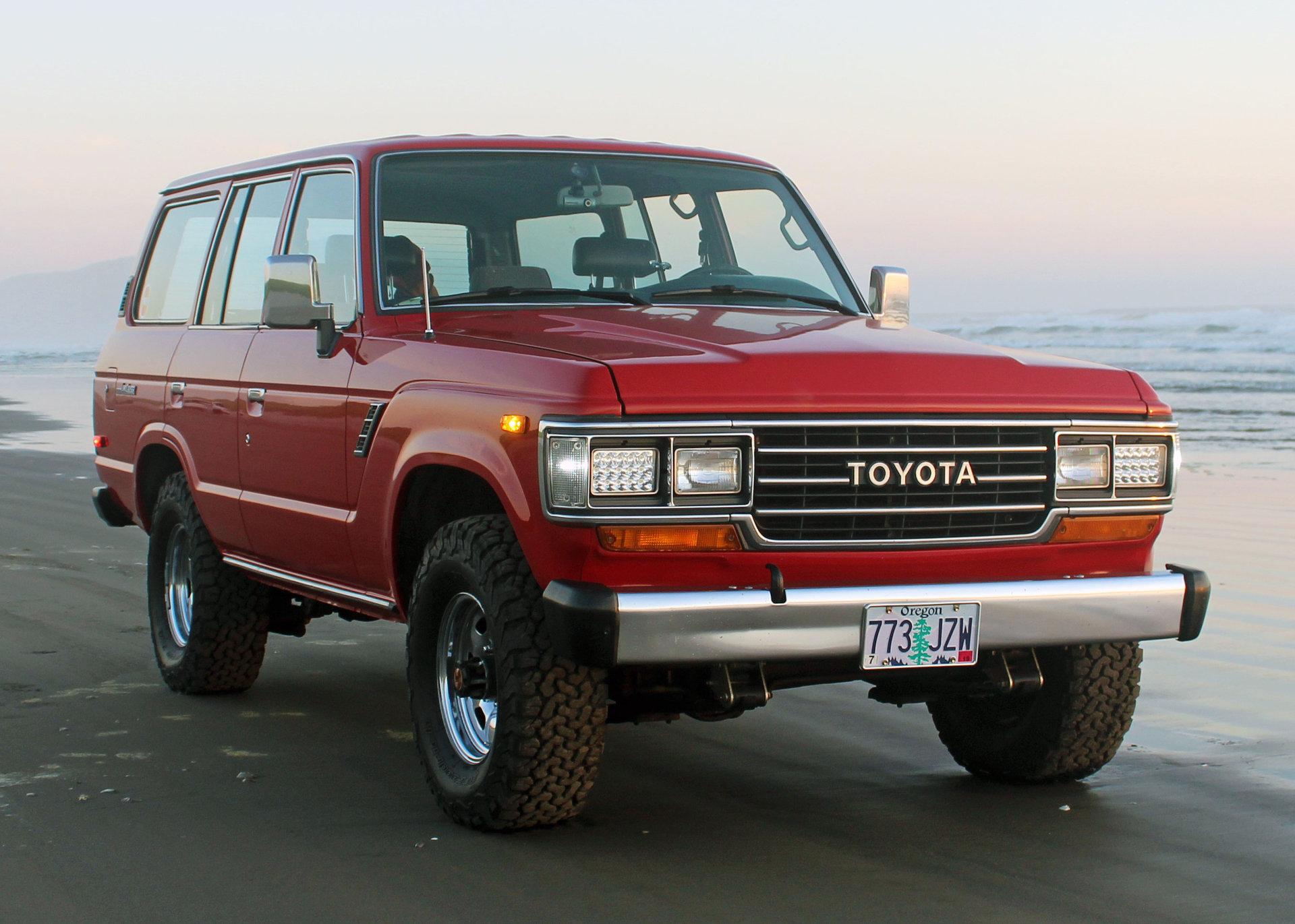Kekurangan Toyota Land Cruiser 1988 Top Model Tahun Ini