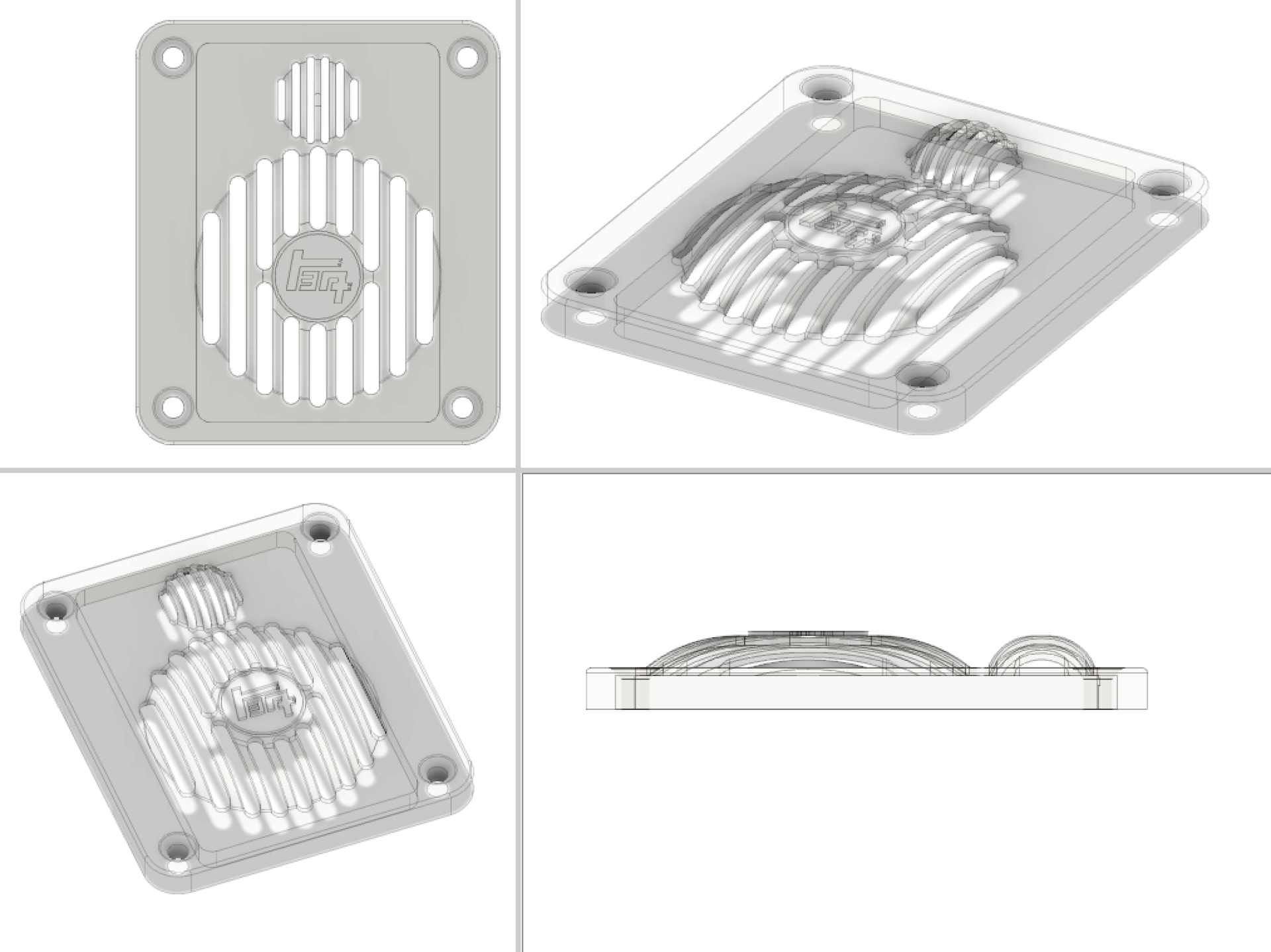 grille CAD