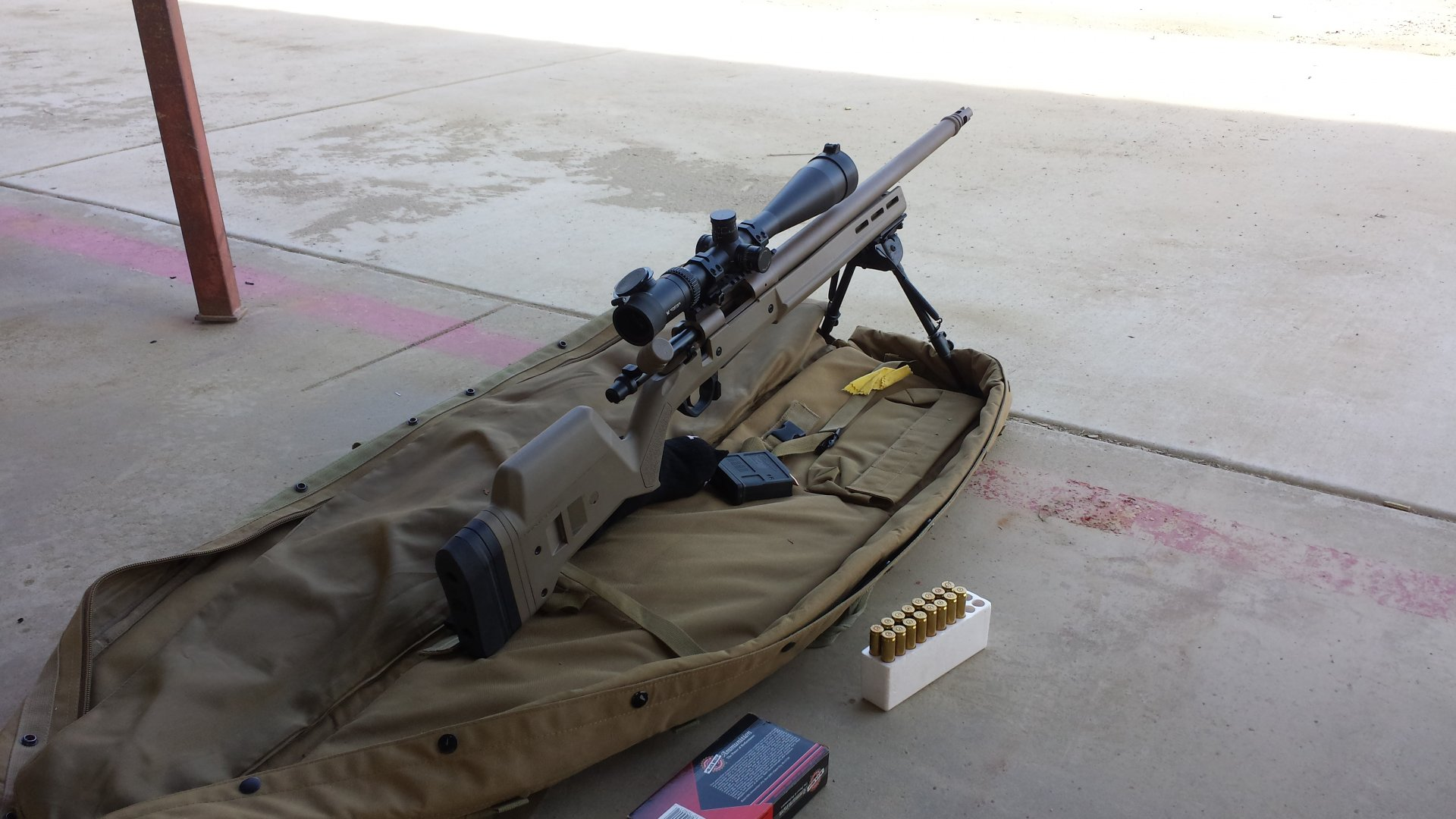 Magpul Hunter 700 Stock Lightfighter Tactical Forum