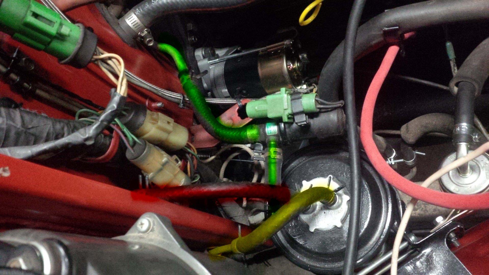 Correct Fuel Filter Location 78 Fj40lv Ih8mud Forum Fj Cruiser Img