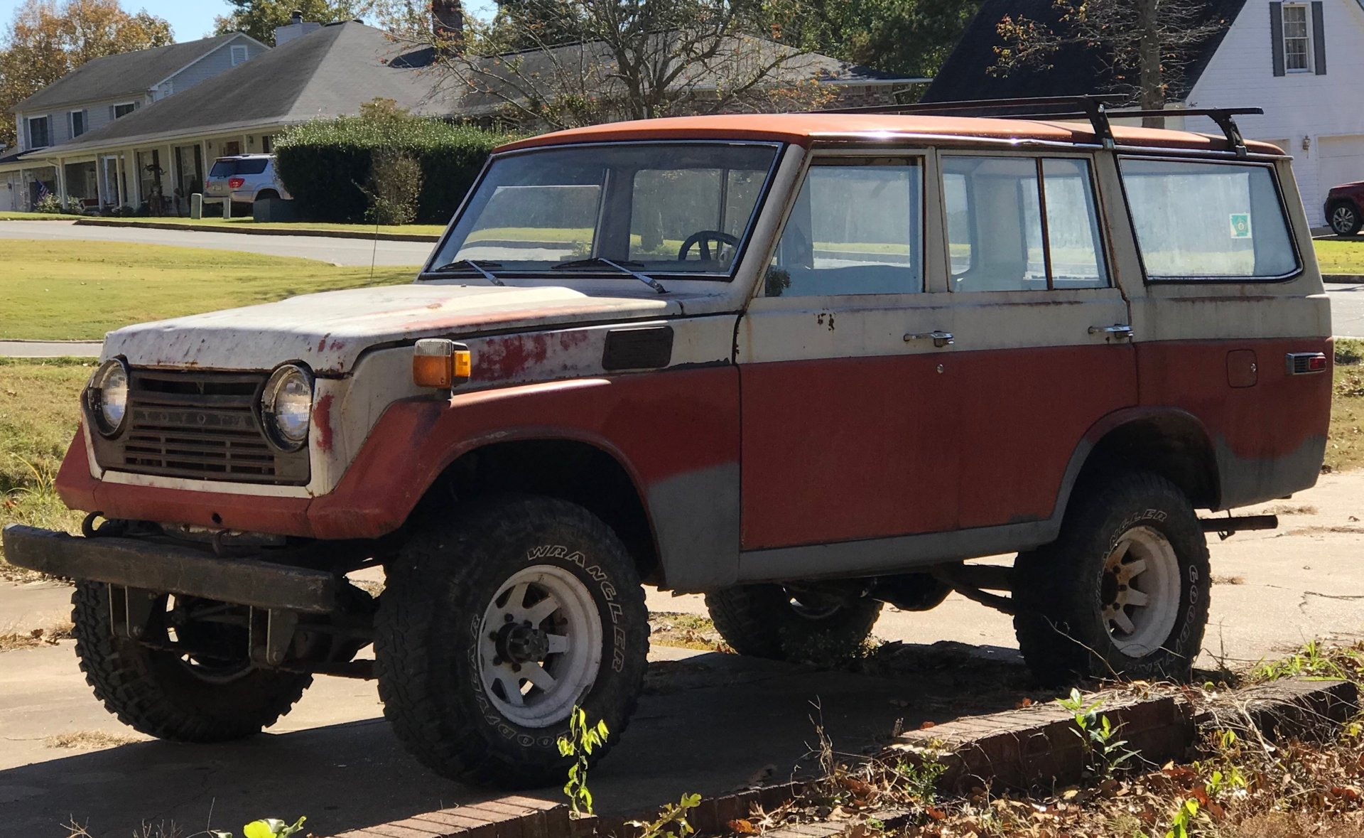 late year FJ55