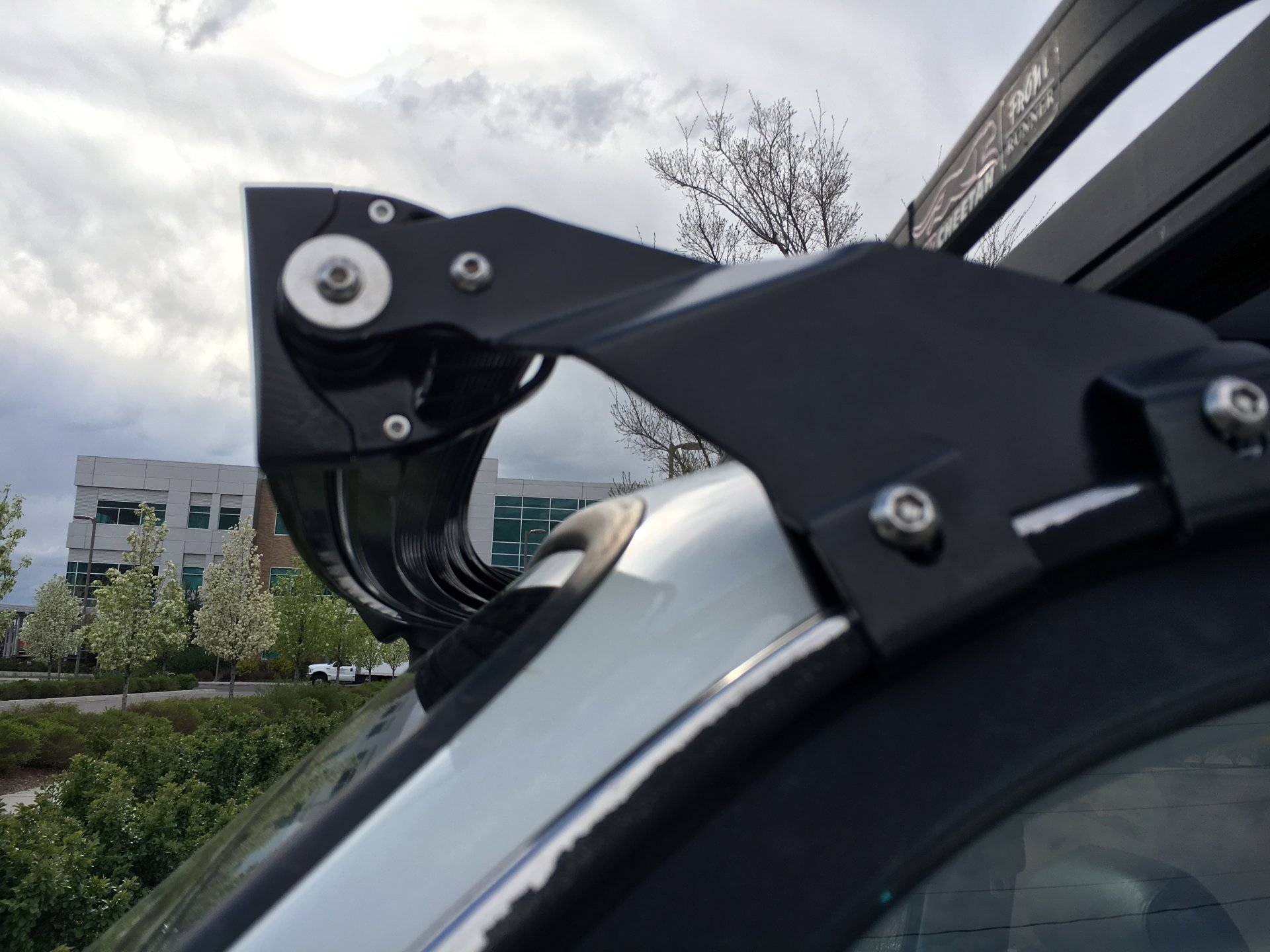 Toyota Tacoma Roof Rack >> light bar bracket 1 | IH8MUD Forum