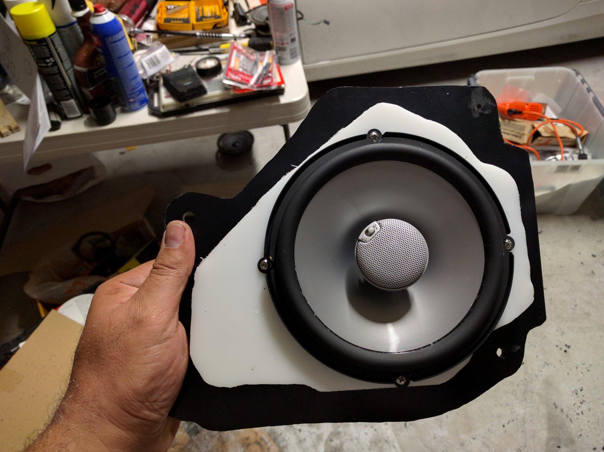 Lx470 Speaker Replacement Ih8mud Forum Audiopipe Wiring Diagram Album Mark Levinson Rear Pod