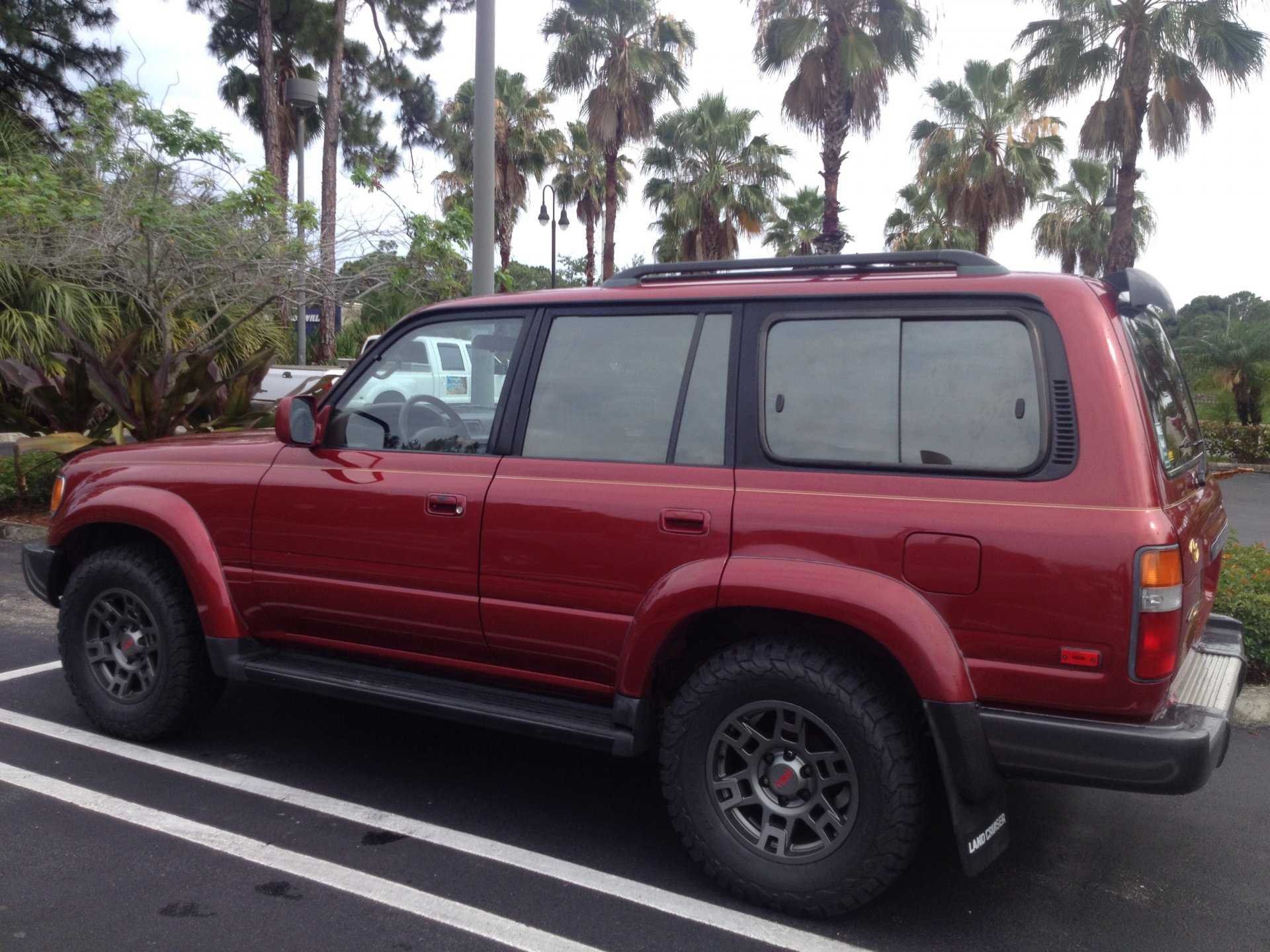 4Runner Trd Pro >> My 1996 FZJ80 Land Cruiser | IH8MUD Forum
