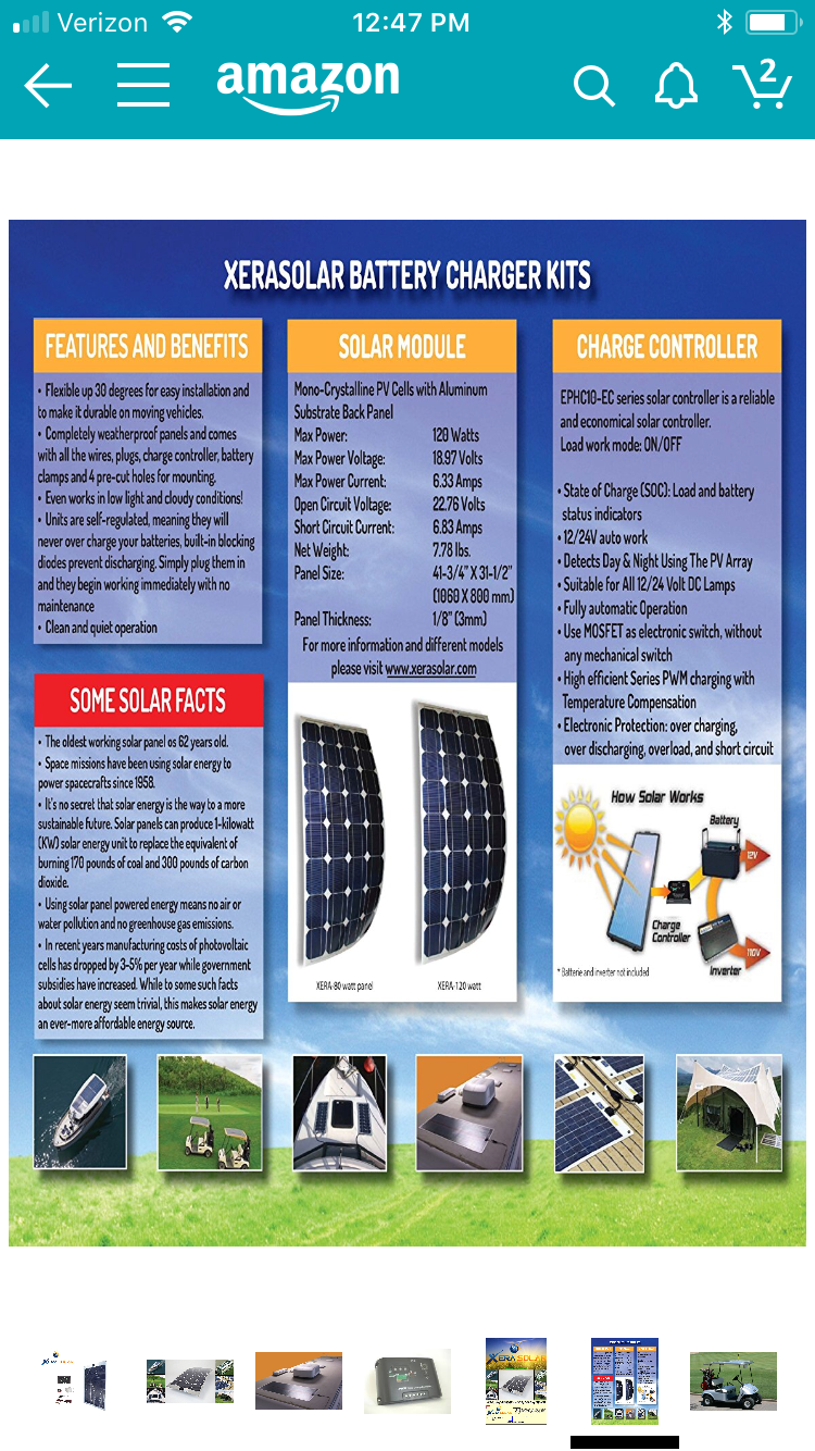 Parting Out - Solar Panel for Sale or Trade Florida / USA