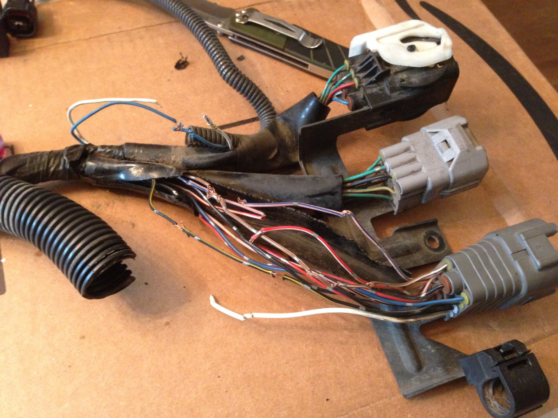 P0778 And P0748 Pressure Control Solenoid A B Both Ih8mud Forum 2008 Tundra Transmission Wiring Harness Exif Data Expand Collapse