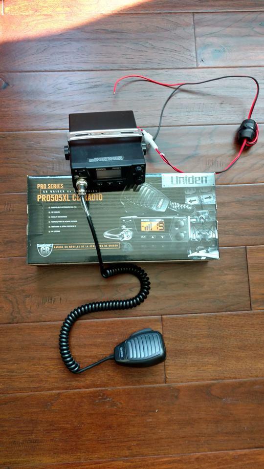 For Sale - CB Radio Setup, Wilson Antenna + UnidenPro505XL | IH8MUD