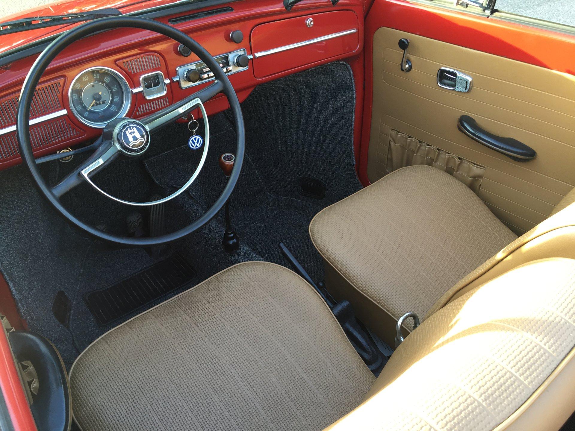 For Sale - 1967 VW Beetle Convertible, Hilton Head Island